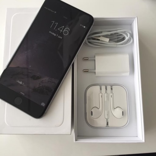 Iphone 6 plus,   64 GB