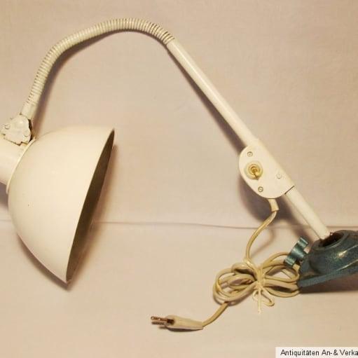Reif Dresden art Deco lampe fra 1930-50erne