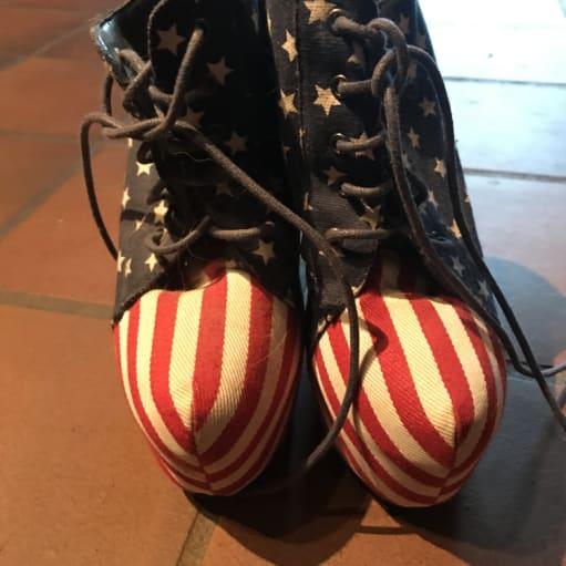 Fede unikke sko :)