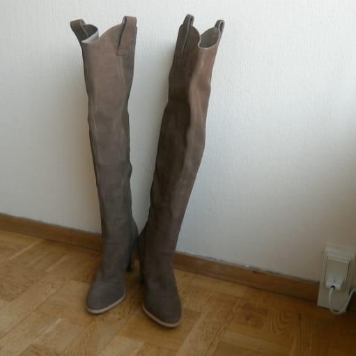 Lang støvler