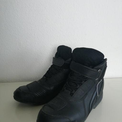 Motorcykel støvler