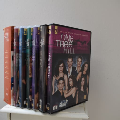 One Tree Hill DVD Samling