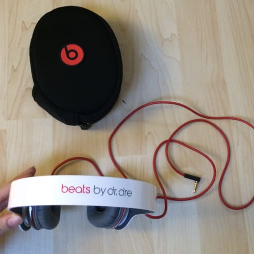 Beats by dr. dre solo hovedtelefoner