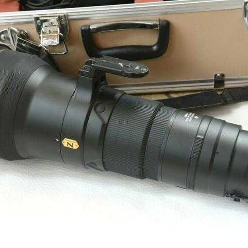 Nikon AF-S Nikkor 600 mm 1 4 G ED VR