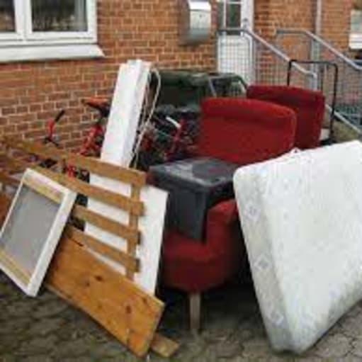 Få hentet dit affald :)