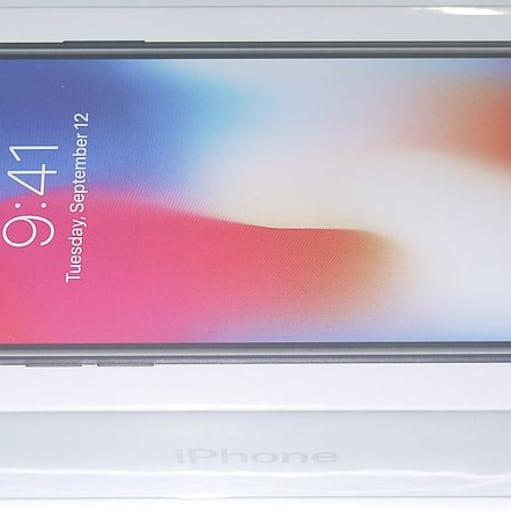 Ny Apple iPhone X (256gb)