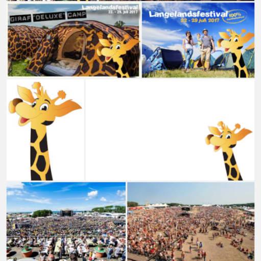 2 endagsbilletter til Langelandsfestivalen