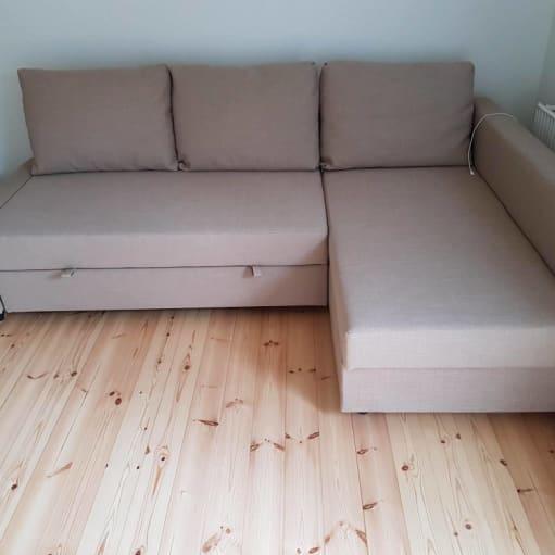 blandede møbler