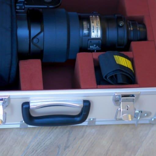 Nikon 400mm f2.8 D AF-S ED-IF II