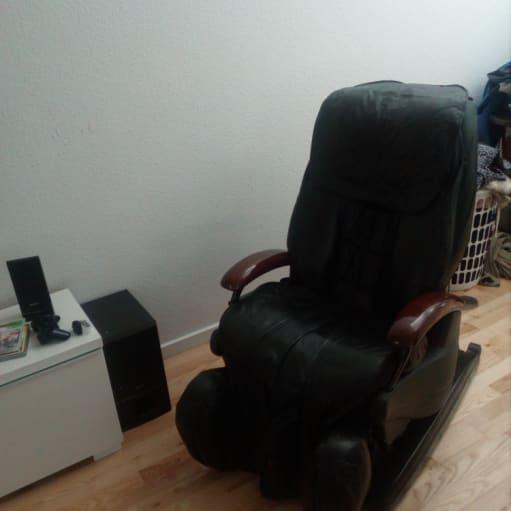 Massagestol massage stol