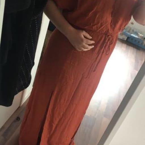 Rigtig fin fest kjole