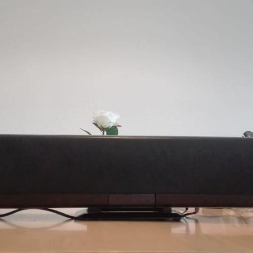 OXX Soundbar med IPod dock
