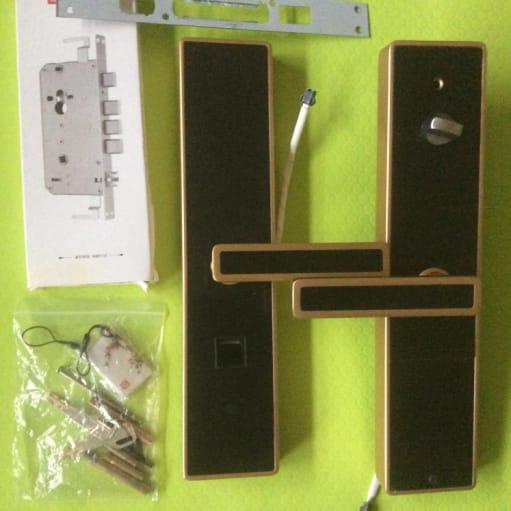 Smart lock dørlas kontrolpanelmodul