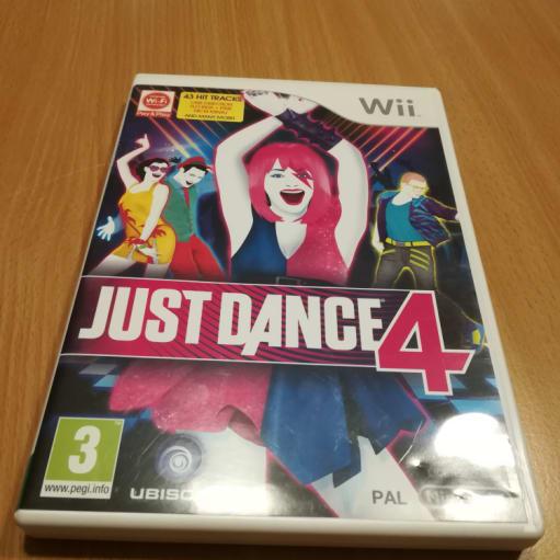 Just dance 2 & 4