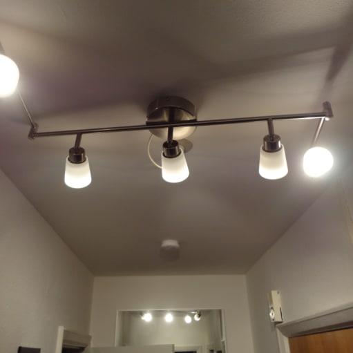 2 x lamper