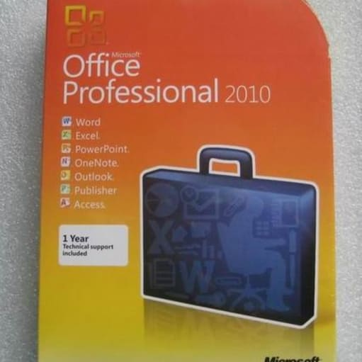 Office Professionel 2010
