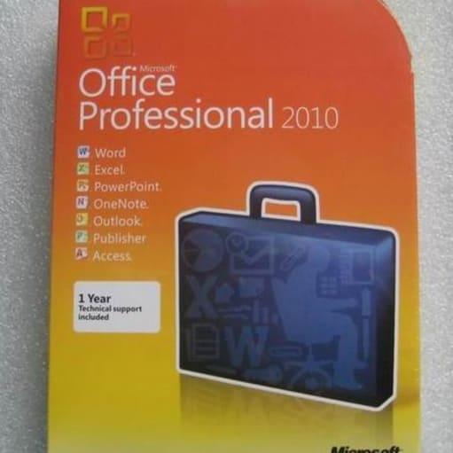 Office Professionel 2010