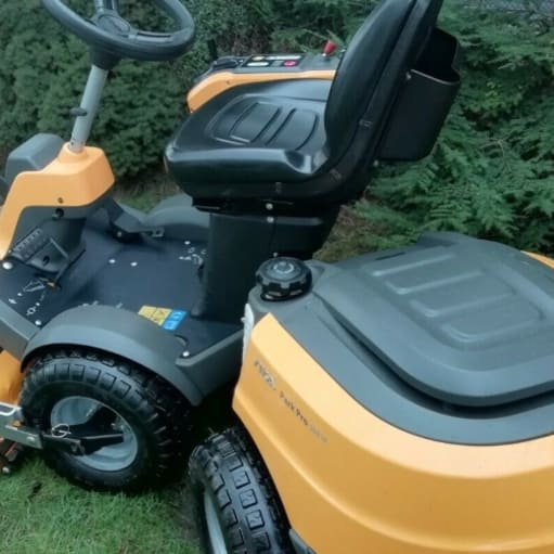 2018 Stiga Park Pro 340 IX professionel ride-on slåmaskine - 105cm
