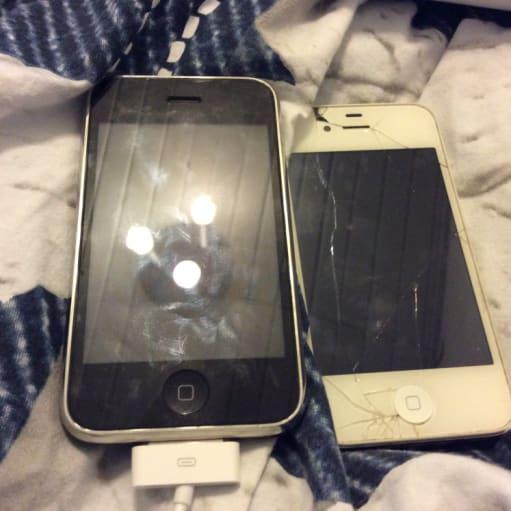 iPhone 4 og 3GS