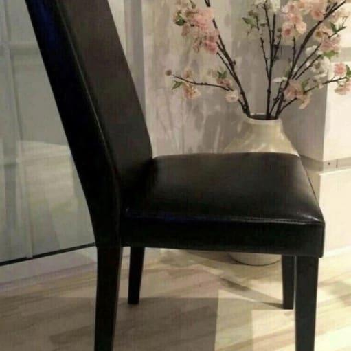 lækre luksuriøse spisebords stole