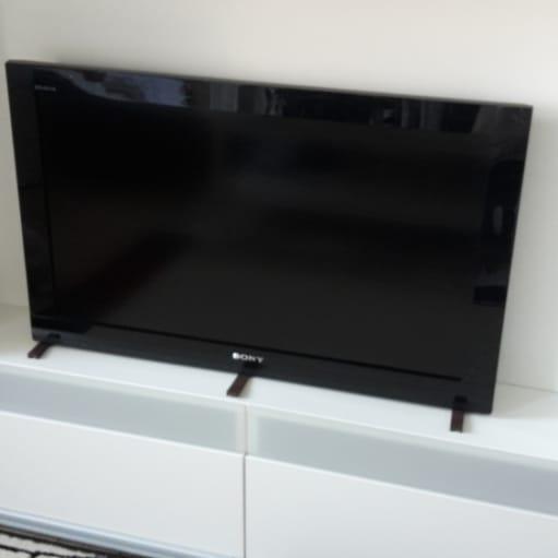 sony 32 tv sort