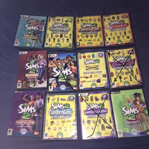 the sims 2 spil