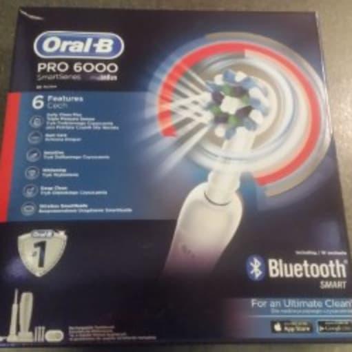 Oral-B (Braun) Pro 6000