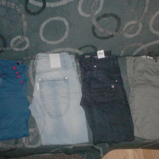 Drengetøj- Bukser