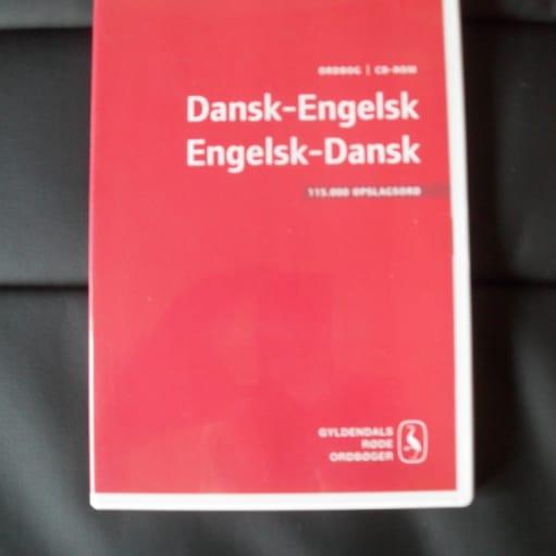 Dansk Engelsk / Engelsk dansk