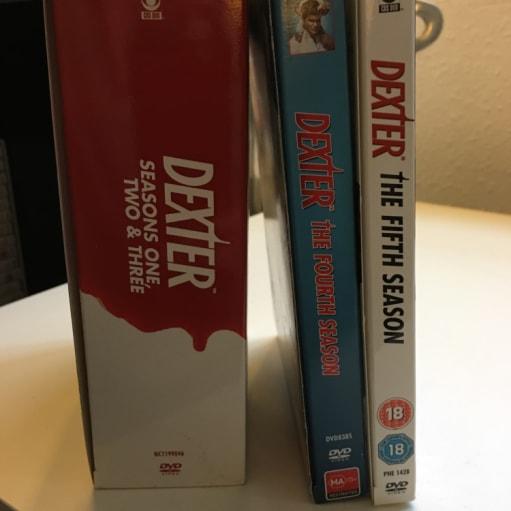 Dexter - Sæson 1-5