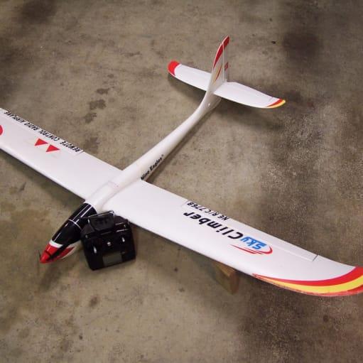 Stor motorsvæver 2m vingefang