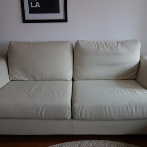 Sofa 2x3 personers