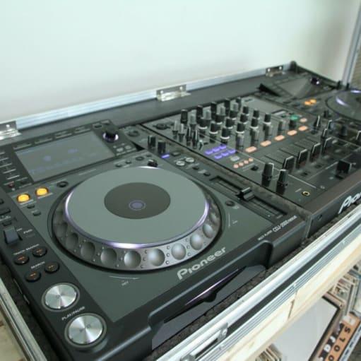 Pioneer cdj 2000 nexus + Pioneer djm 900 nexus