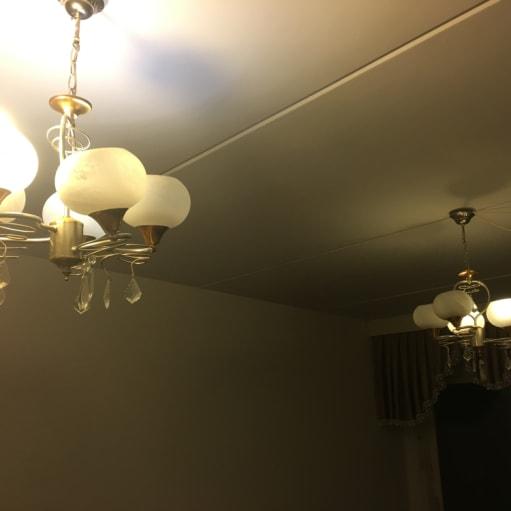Lampe til stue eller soverum