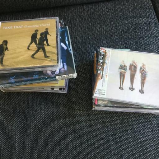 Take That cd samling