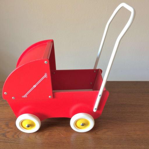Legetøj barnevogn