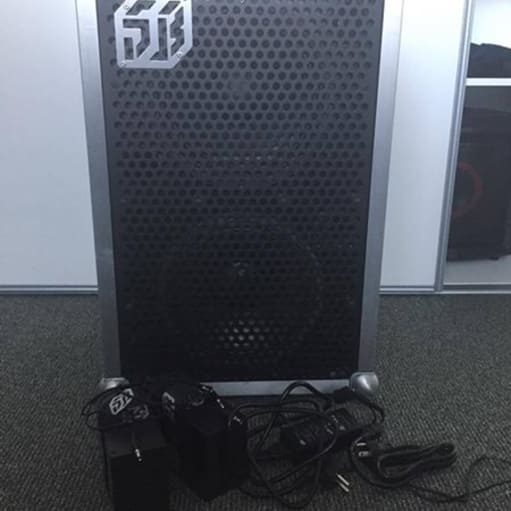 Soundboks 1, god kvalitet