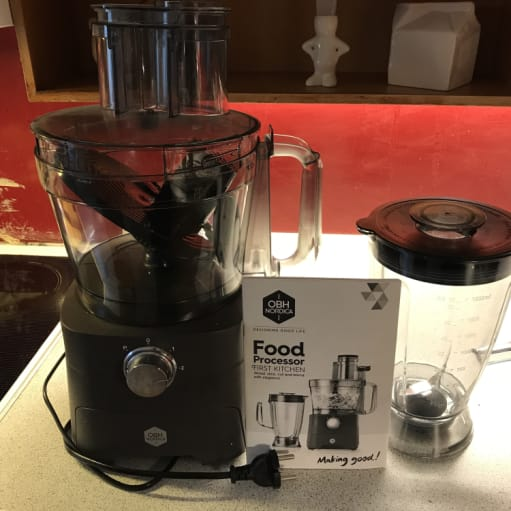 Food processor OBH Nordica