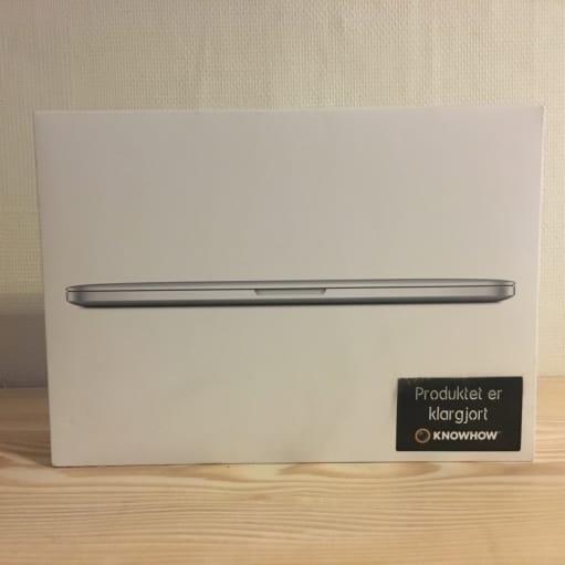 """Spritny og ubrugt 13"""" Macbook Pro sælges"""