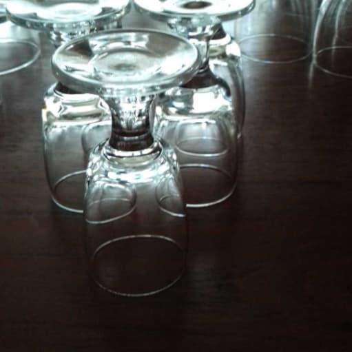 ALMUE GLAS  41 STK  FORSKELLIGE SLAGS