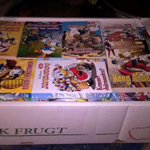 Bøger, film, spil og blade