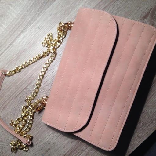Rosa taske