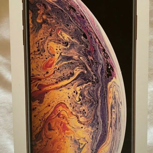 iPhone XS Max 512GB HELT NY