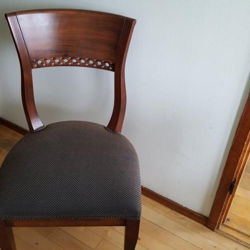 Spisebord stole