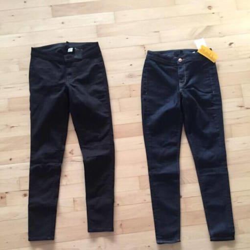 bukser sælges