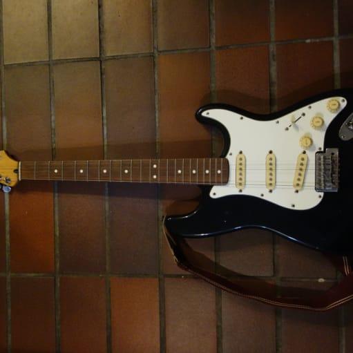 Fender Standard Stratocaster Guitar