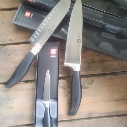 ZWILLING Kvalitets knive, 3 stk
