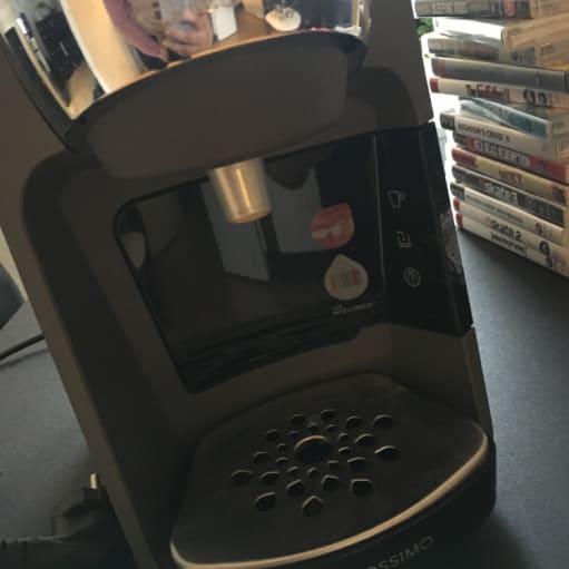 Kaffe/kakao maskine