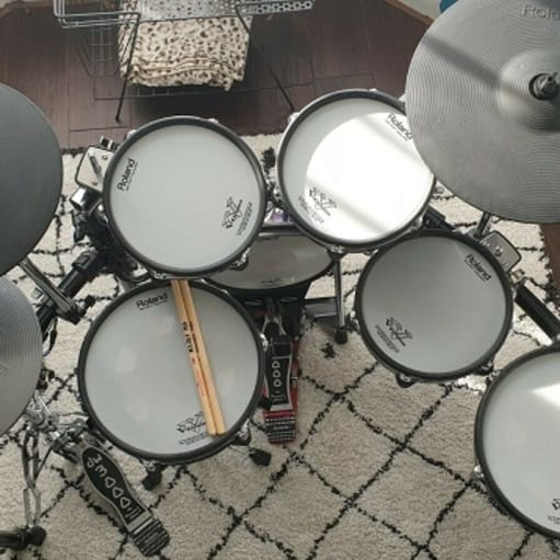 Roland TD-30KSE - V-Drum Kit med DW HARDWARE