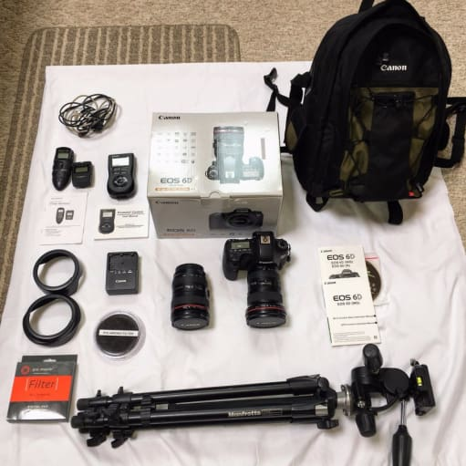 Canon 6d-mærke ii / Sony Alpha a9 / Nikon D500 / Sony a6500 / Nikon D600, Nikon D5,
